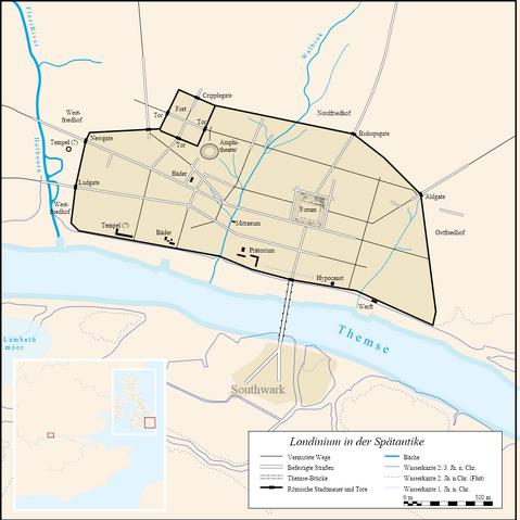 File:Map Londinium 400 AD-de.png