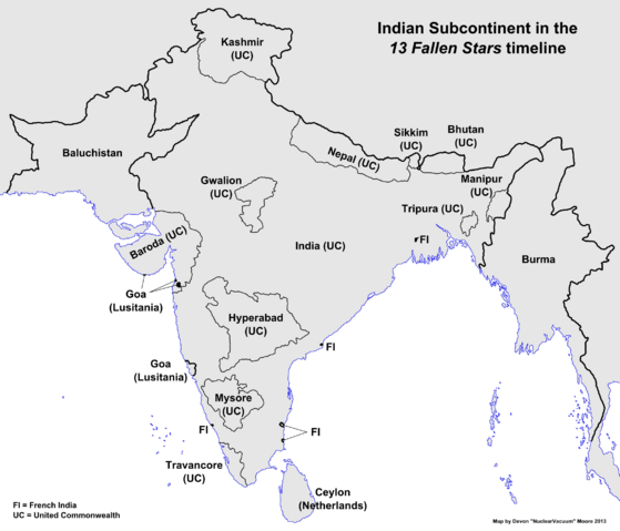 File:Map of the Indian Subcontinent (13 Fallen Stars).png