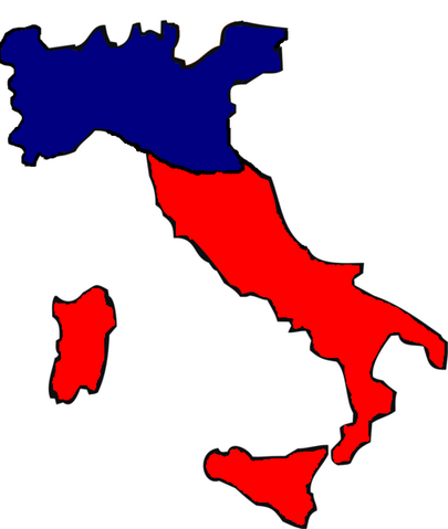 File:Map of Italy 1850.PNG