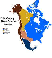 NAV North America Political