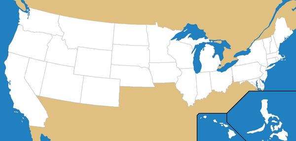 USAmap