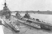 Sante-Fe class Submarine 1