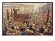 Vladimir-lenin-addressing-a-moscow-crowd