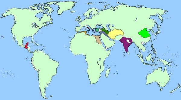 Eternal Rivals Map 550 BC2