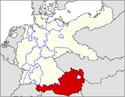 CV Map of Austria 1991-present