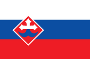 Flag of Slovakia (SM 3rd Power)