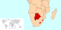High Commission Territories of Southern Africa (Twilight of a New Era)