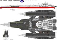 SupercarrierCVX-100USSAmerica