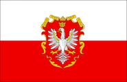 Poznan Flag (Nat. 1848)