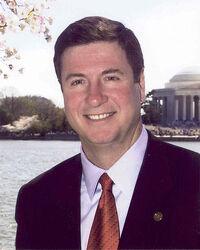 480px-George Allen official portrait