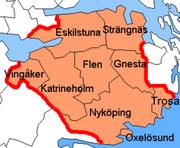Nyköpings län