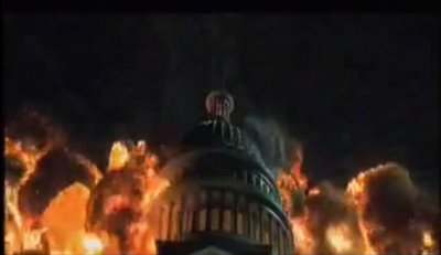 The Capitol Burns 4