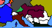 Austria-Hungary Gains