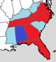 2010PresidentialraceGeneralelectionDixie