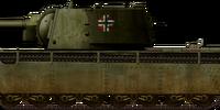 104M Krév (Global Pacification: World at War Map Game)