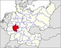 CV Map of Hesse-Nassau 1945-1991