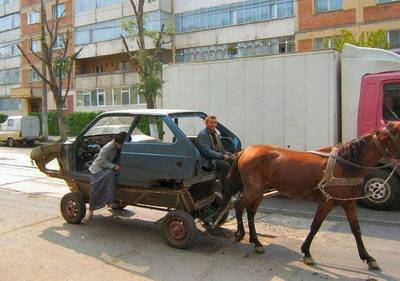 File:Horse-pulling-a-car-in-romania.jpg