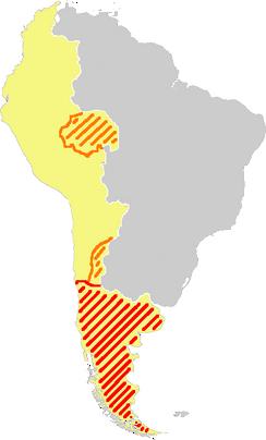 Inca german war