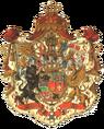 Wappen Deutsches Reich - Grossherzogtum Mecklenburg-Schwerin