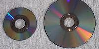 DVD (Ohga Shrugs)
