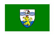 Flag of Isafjordhur (The Kalmar Union)