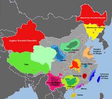 83DD-ChinaMap 2015