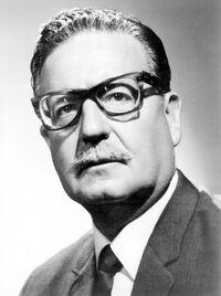 Salvador Allende foto