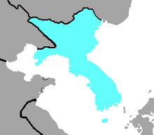 Location of Korea (PMIII)