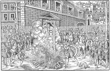 Lutheran Burning Jorvik 1576 (The Kalmar Union)
