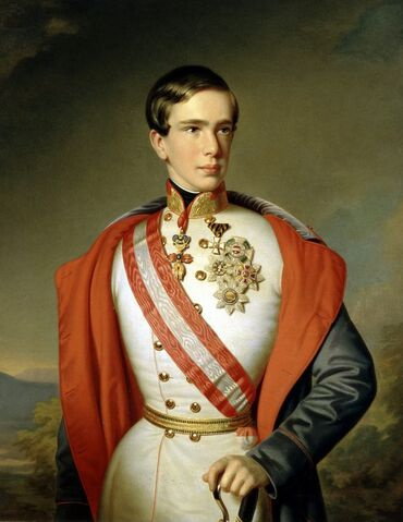File:Franz Joseph of Austria young.jpg