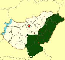 Hungarymap