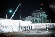 Warsaw Wall Construction