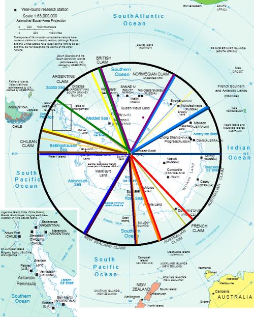 AvARe Antarctica DivisioN