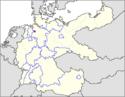 CV Map of Bremen 1991-present