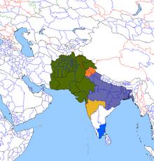 Mughal Empire 2000