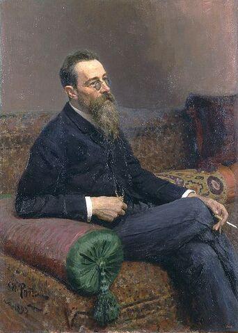 File:428px-Rimsky-Korsakov by Repin.jpg