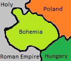 Bohemia, 1530