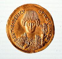 Flavius Theodoricus coin