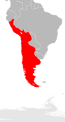 Greater Chile Territory