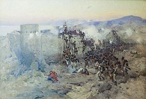 Battle of Lankaran