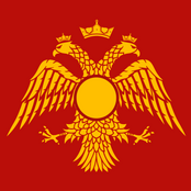 Coat of Arms of the Byzantine Empire - Byzantine Reconquest