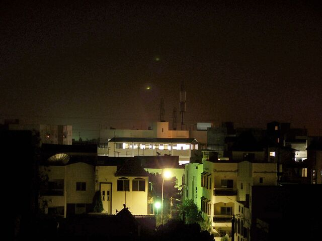 File:Dakar nighttime.jpg