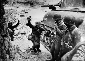 Germans Surrender Operation Vulture