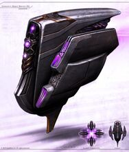 640x752 7083 Amananth Fighter Style 2d sci fi concept art spaceship picture image digital art