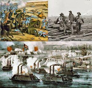 American Civil War Montage 2