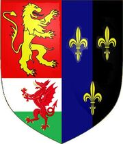 Arms of Preece of Gwent