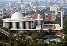 File:220px-Istiqlal Mosque Monas.jpg