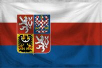 Alternate Czech Flag 2 by rubberduck3y6