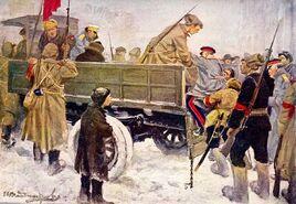Arrest of generals