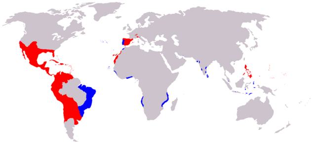 File:Spanish and Portugese Colonial possessions 1580-1640.png